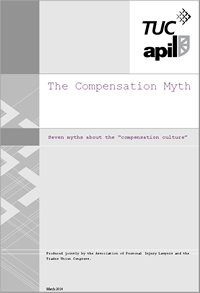 The compensation myth