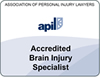 Brain injury specialist quality mark