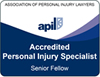 Personal injury - Senior Fellow
